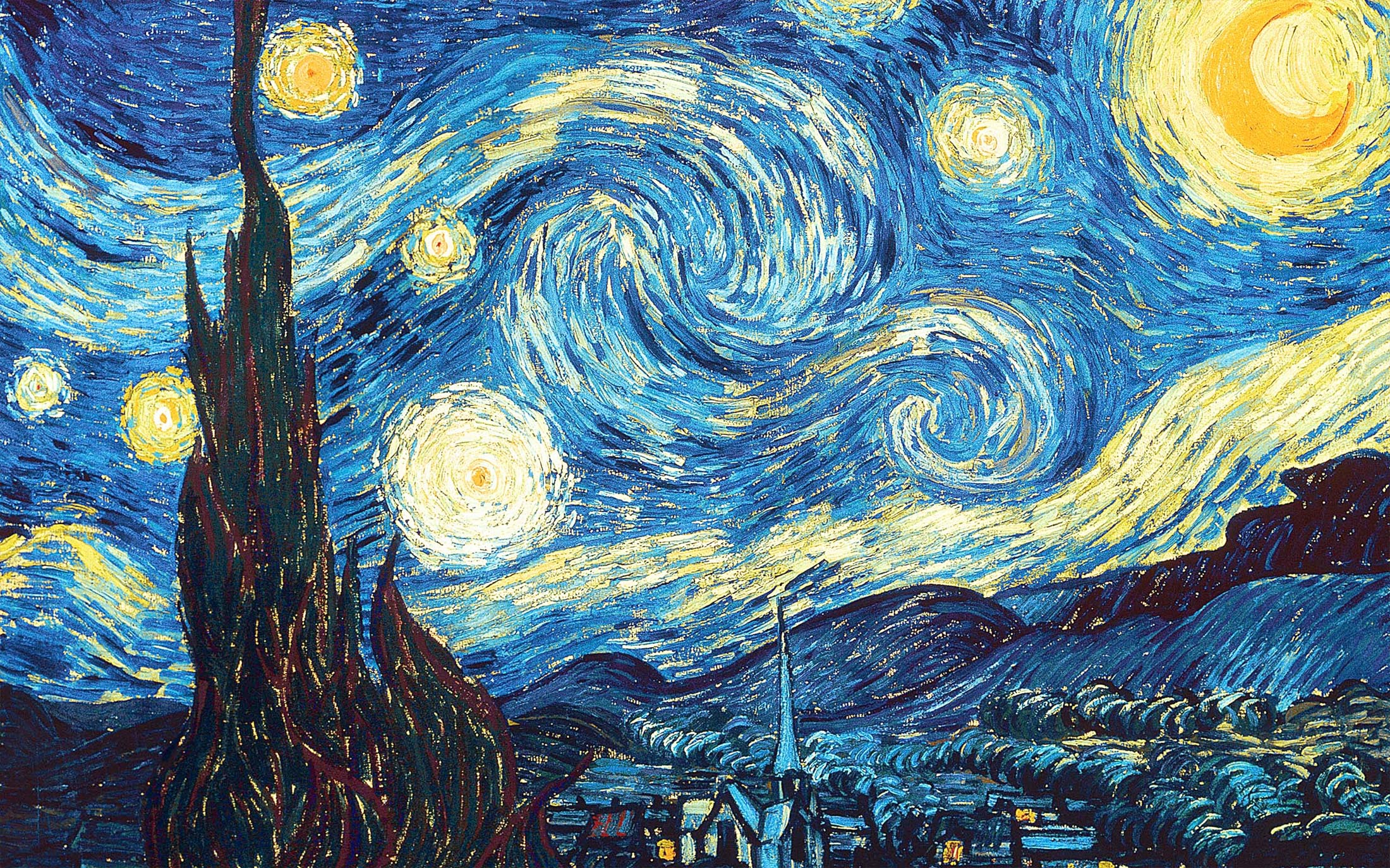 VincentVanGogh-TheStarryNight